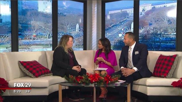 Kate Harvie Fox 29 Philadelphia Interview
