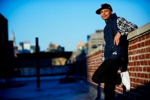 José James, included here with permission from the artist from his website