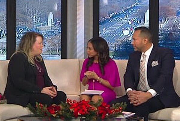 Fox 29 Philadelphia TV Interview